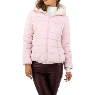 Winterjacke für Damen in Rosa