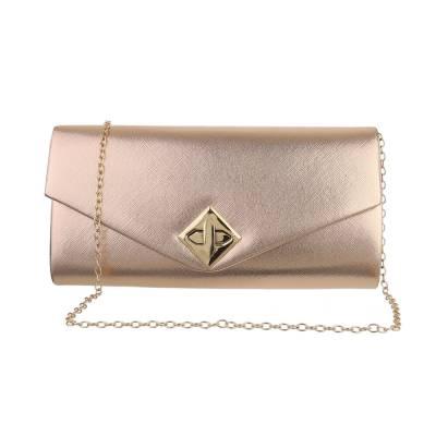 Abendtasche für Damen in Gold