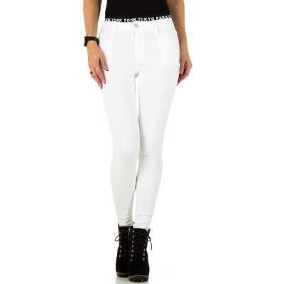 Jeans für Damen in Weiß