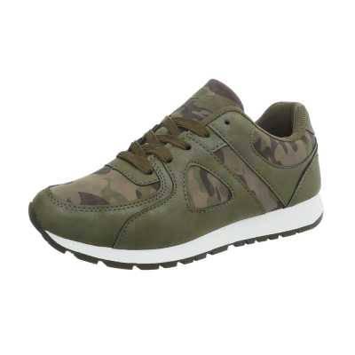 Sneakers low für Damen in Braun