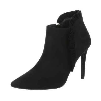 Ankle Boots für Damen in Schwarz