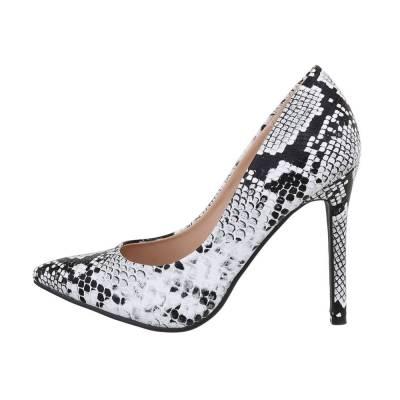 High Heel Pumps für Damen in Beige und Grau
