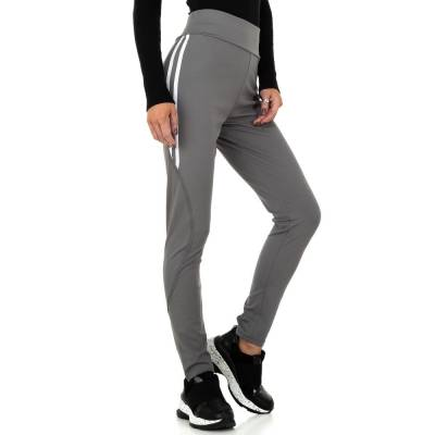 Sportleggings für Damen in Grau