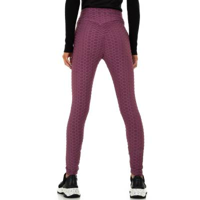 Sportleggings für Damen in Lila