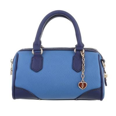 Schultertasche für Damen in Blau