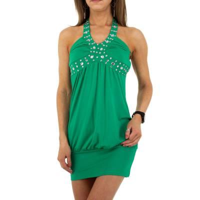 Minikleid für Damen in Grün
