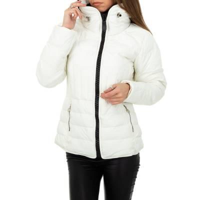 Winterjacke für Damen in Weiß