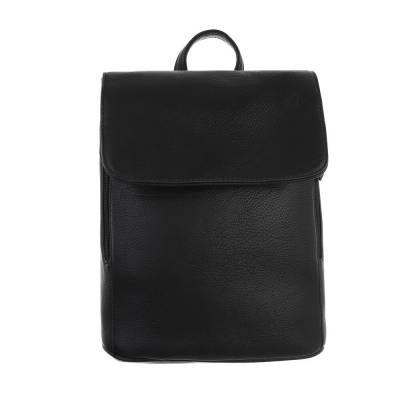 Rucksack für Damen in Schwarz