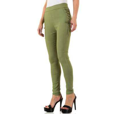 Jeggings für Damen in Grün