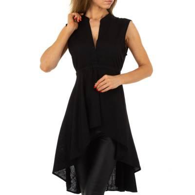 Tunika für Damen in Schwarz