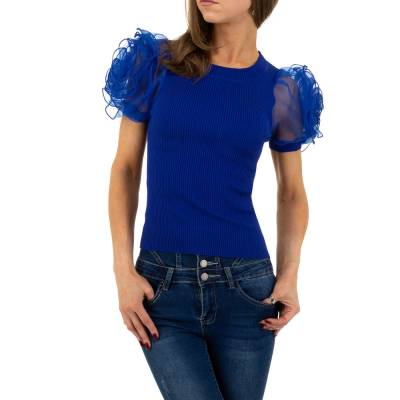 Bluse für Damen in Blau