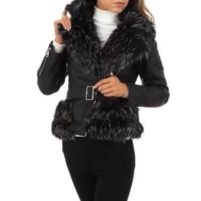 Winterjacke für Damen in Grau