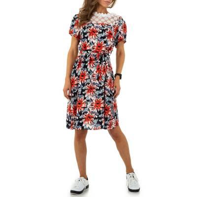 Sommerkleid für Damen in Rot