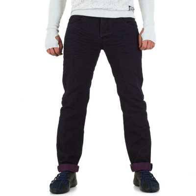 Jeans für Herren in Lila