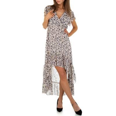 Sommerkleid für Damen in Beige
