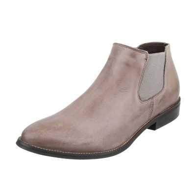 Chelsea Boots für Damen in Beige