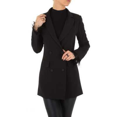 Blazer für Damen in Schwarz