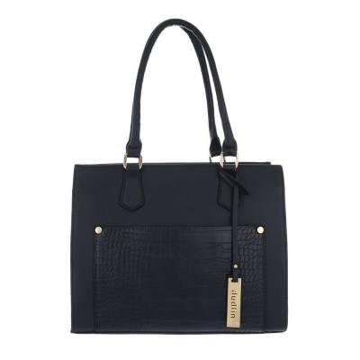 Shopper für Damen in Blau