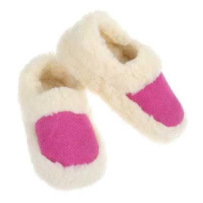 Hausschuhe für Damen in Pink