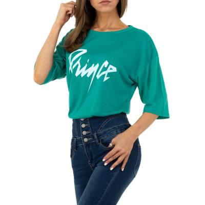 T-Shirt für Damen in Blau