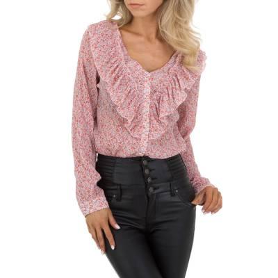 Bluse für Damen in Mehrfarbig