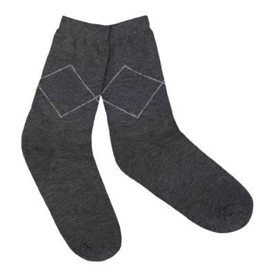 12 Paar Herren Socken Grau
