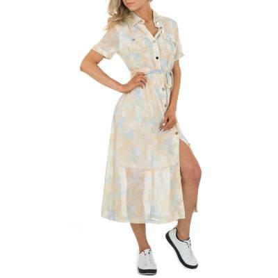 Sommerkleid für Damen in Mehrfarbig