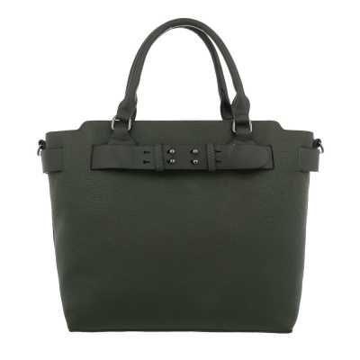 Große Damen Tasche Grün