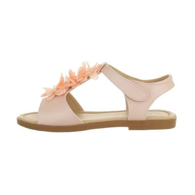 Sandalen für Kinder in Rosa