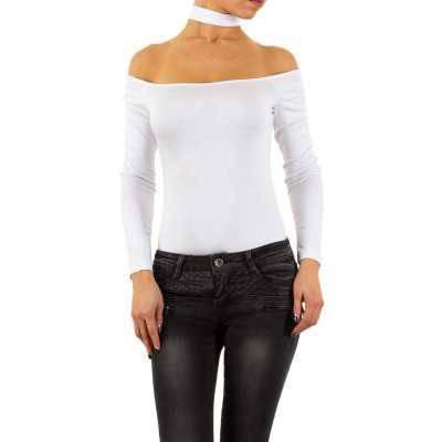 Body für Damen in Weiß