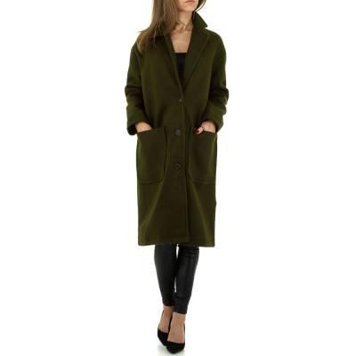 Trenchcoat für Damen in Grün