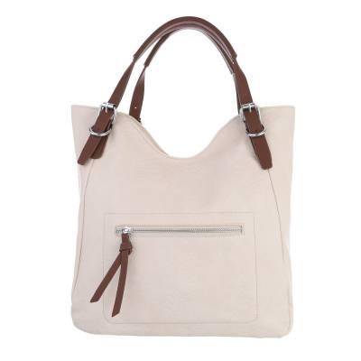 Rucksack für Damen in Beige