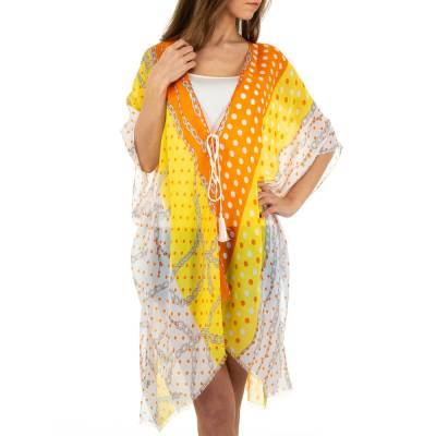 Tunika für Damen in Gelb