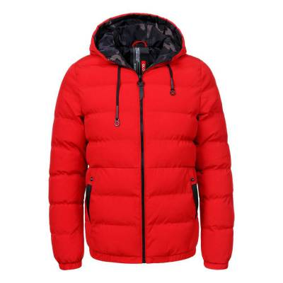 Jacke für Herren in Rot