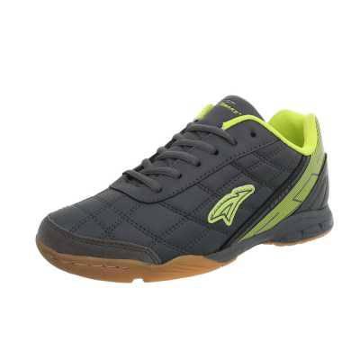 Sneakers low für Damen in Grau und Grün