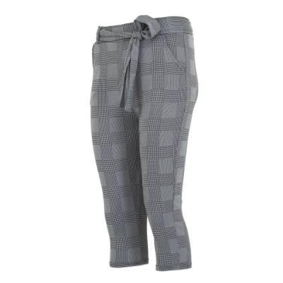 Chinos für Damen in Grau