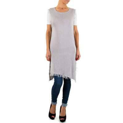 Tunika für Damen in Grau