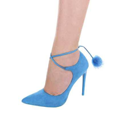 High Heel Pumps für Damen in Blau