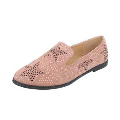 Slipper für Damen in Rosa