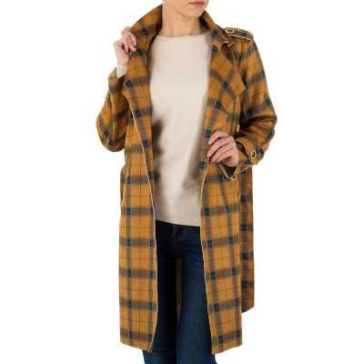 Mantel für Damen in Braun