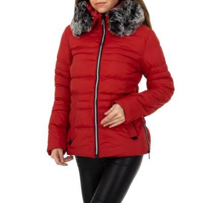 Winterjacke für Damen in Rot