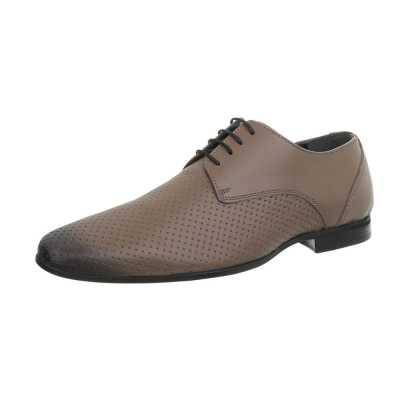 Business-Schuhe für Herren in Grau