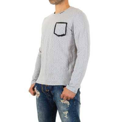T-Shirt für Herren in Grau
