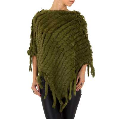 Pullover & Strick für Damen in Grün