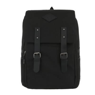 Mittelgroße Damen Tasche Schwarz