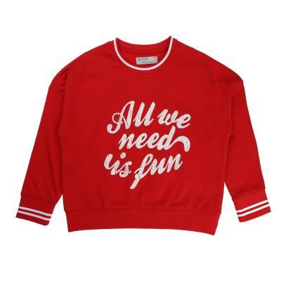 Bekleidung für Kinder in Rot