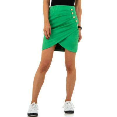 Minirock für Damen in Grün