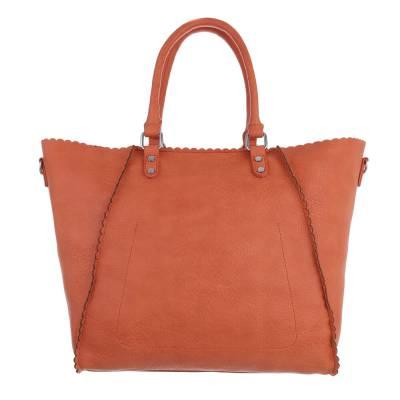 Shopper für Damen in Orange