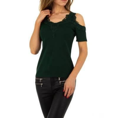 Top für Damen in Grün