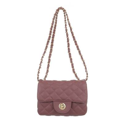 Sehr Kleine Damen Tasche Altrosa